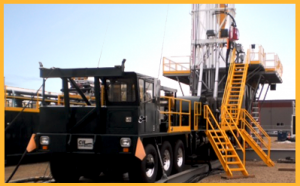 Waterwell Rig